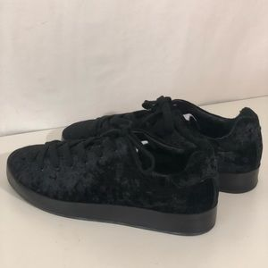 Rag & Bone Soporte Crushed Velvet Sneakers